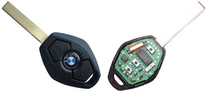Чип ключ для автозапуска (транспондер)